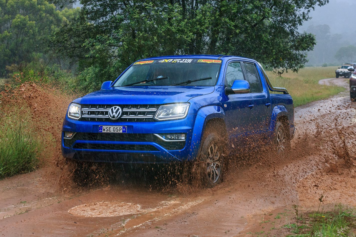 2017 4x4oty finalist volkswagen amarok v6 4x4 australia. Black Bedroom Furniture Sets. Home Design Ideas