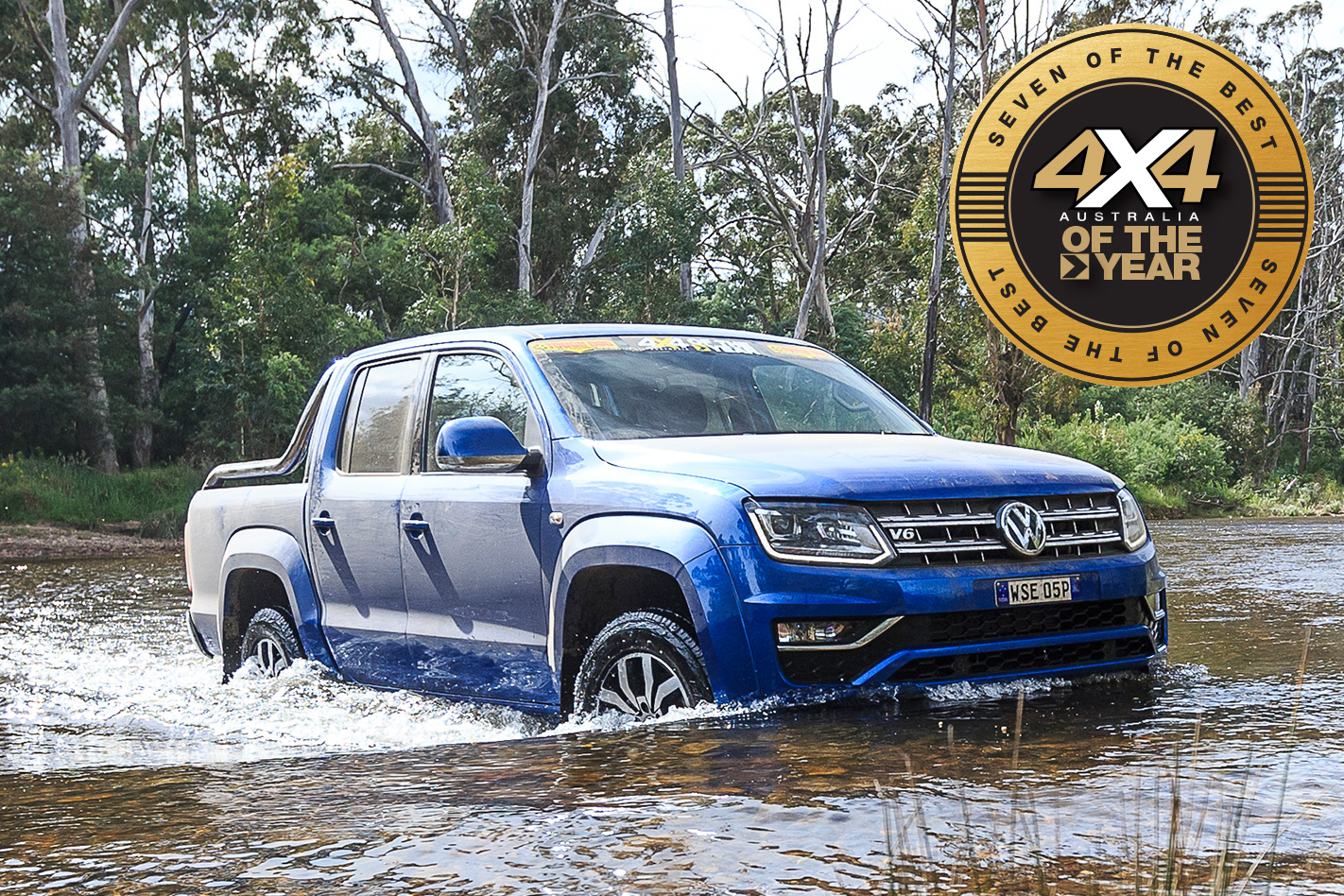 2017 4x4oty 2 volkswagen amarok tdi550 ultimate 4x4 australia. Black Bedroom Furniture Sets. Home Design Ideas