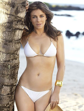 Elizabeth Hurley, 48, looks stunning as she models her own swimsuit ...: www.aww.com.au/diet-health/health-news/2014/5/best-bikini-bods-over...