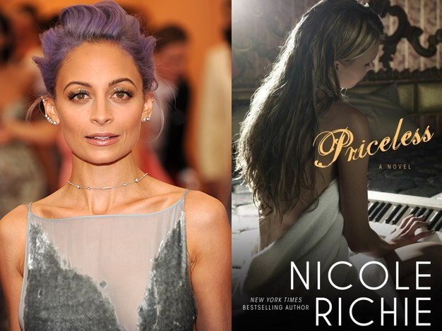 "Nicole Richie wrote a semi-autobiographical novel, ""The Truth About Diamonds"" in 2005. She followed it up with a second novel, ""Priceless"", which was released in September 2010."
