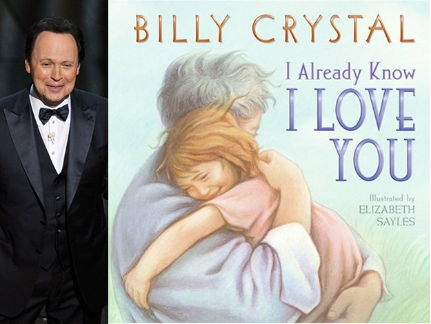 Starting with the anticipation of a new baby's arrival, Emmy Award-winning comedian Billy Crystal wrote this book about all the moments that a new grandpa looks forward to.