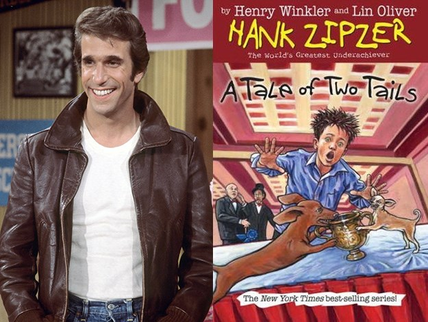 Henry Winkler, the Fonz from Happy Days, is the creator of the critically acclaimed Hank Zipzer series, which follows the everyday adventures of a bright boy with learning challenges.
