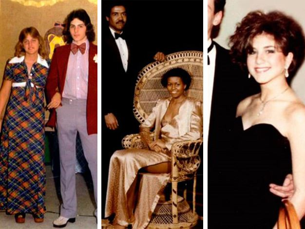 40 Celebrity Prom Photos That Are More Embarrassing Than ...