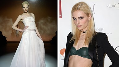 Trans model Andreja Pejic wants to make documentary about herself
