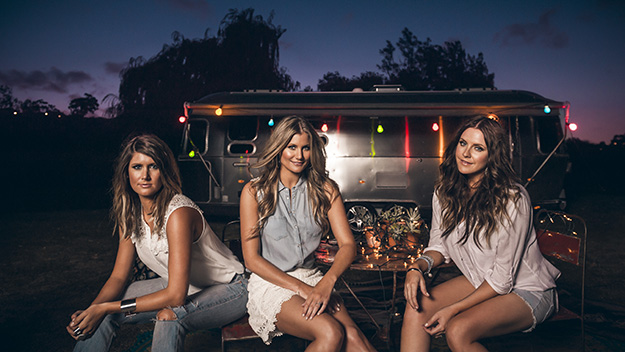 Taking Five with The McClymonts