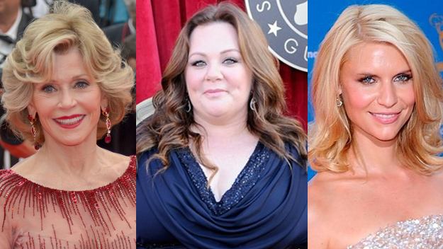 The women of the 2014 Emmys