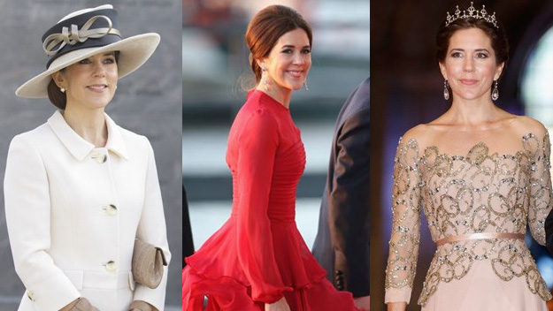 Style file: Princess Mary's best looks