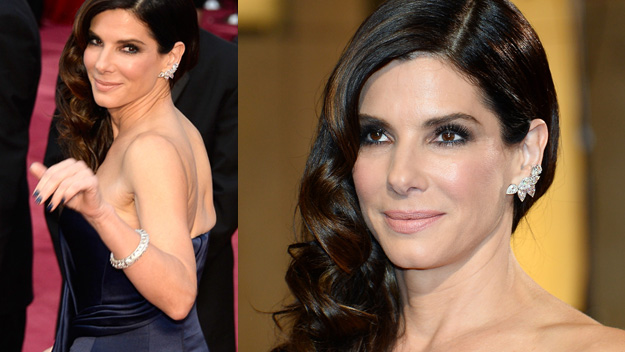 Birthday girl Sandra Bullock sizzles at 50