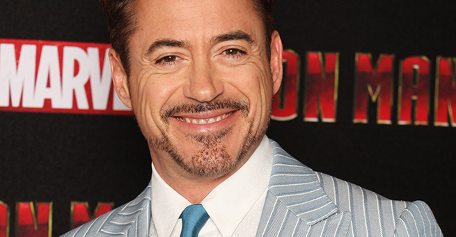Robert Downey Jr. is the highest paid actor