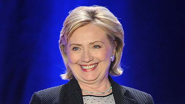 Hillary: 'Women in politics need thick skin'