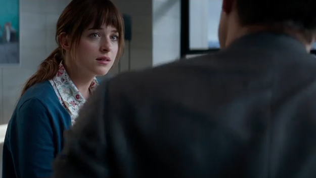Trailer for Fifty Shades of Grey released