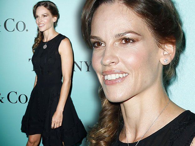 Classy by name and nature, Hilary Swank turns 40-years-old