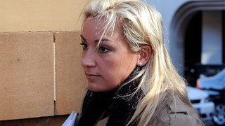 Keli Lane during her trial in 2010 for the murder of her baby