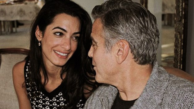 George and Amal's wedding will be 'intimate'