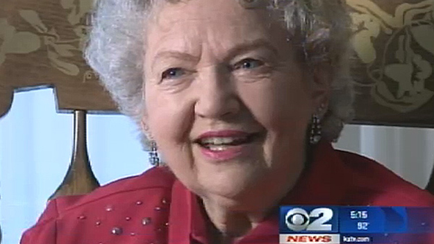 Woman, 86, becomes first-time author