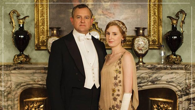 Downton Abbey bans underwear and bottles from set