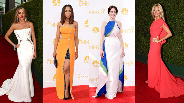 Emmy's 2014 frocks and shocks