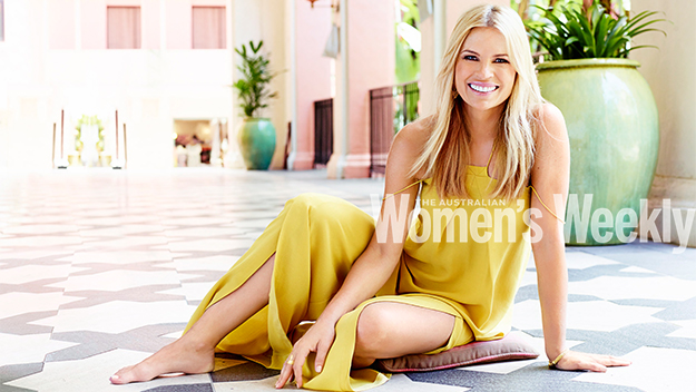 Sonia Kruger's pregnancy photo shoot