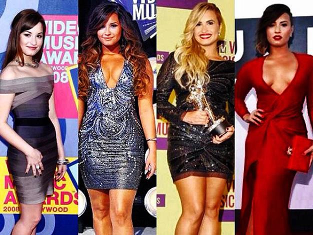 Demi Lovato Stretch Marks Singer demi lovato's message