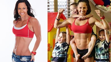 Fit mum says she wasn't 'fat shaming'