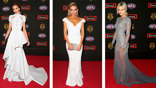 Brownlow Medal 2014 red carpet