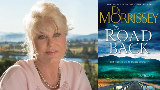 Di Morrissey to speak at book club event