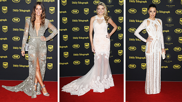 Dally M Awards: best red carpet looks