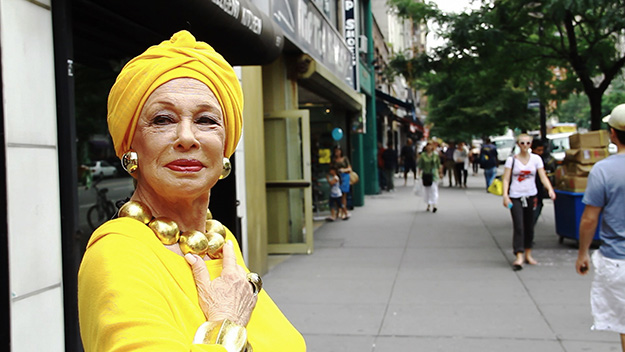 Advanced Style: Celebrating the beauty of older women