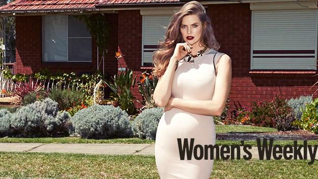 Super Model Robyn Lawley