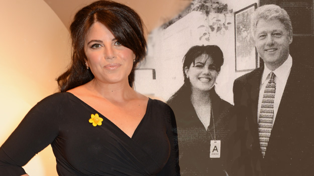 Monica Lewinsky: 'I was in love with President Clinton'