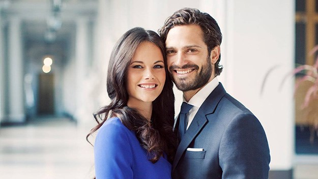 Swedish royal couple set wedding date