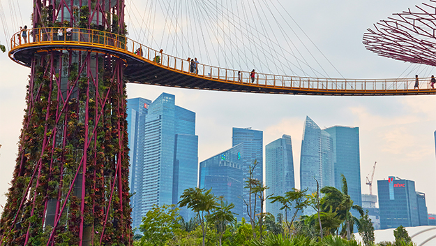 Singapore: The ultimate stopover