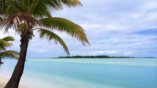Paradise found: Aitutaki Cook Islands