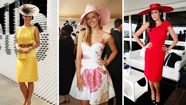 Spring Racing looks we hope make a comeback