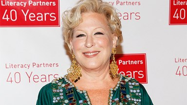 Bette Midler shares her tips for a happy marriage