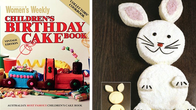 Your Cakes From The Weekly S Birthday Cake Book