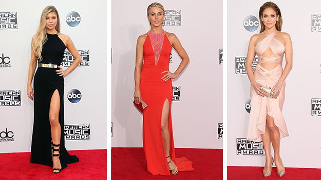 Best and worst dressed on the AMAs red carpet
