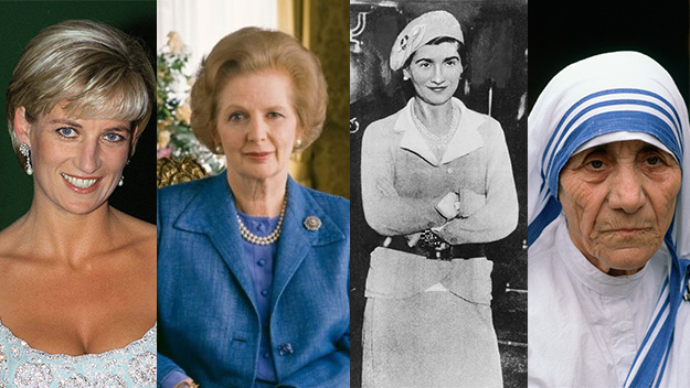 Top 40 women who changed the world: Who was left off the list?