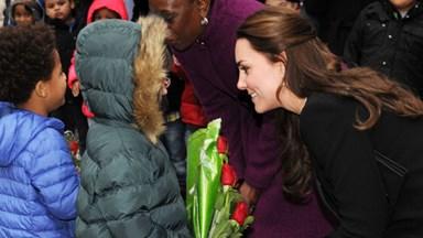 NYC kids thought Princess Elsa was visiting not Kate Middleton