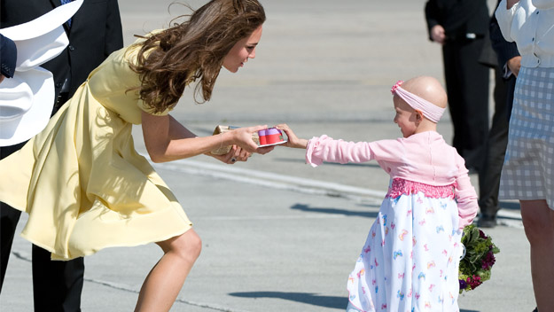 Duchess of Cambridge saddened by death of young fan