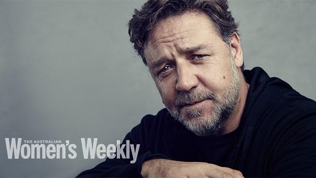Australian Actor Russell Crowe