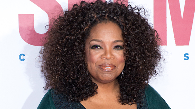 Oprah Winfrey: 'I wanted to be Martin Luther King'