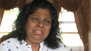 Bali 9 prisoner Myuran Sukumaran's mother Raji Sukumaran