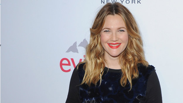 Drew Barrymore: my parents weren't really there