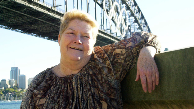 Why did The Australian call Colleen McCullough fat and plain?