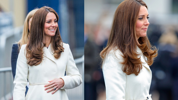 Is the Duchess of Cambridge due to give birth earlier than thought?