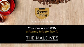 Win a luxury trip for two to the Maldives