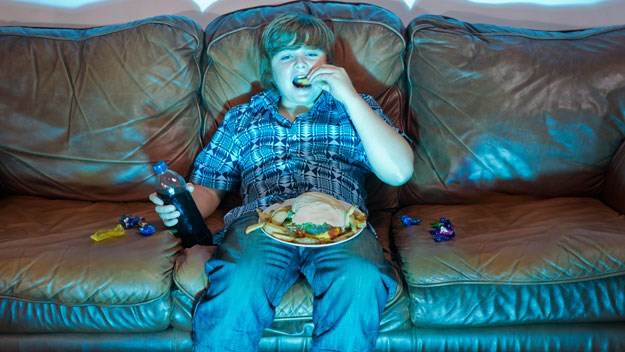 Too much TV can increase blood pressure in children