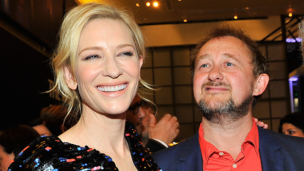 EXCLUSIVE: Cate Blanchett adopts baby girl