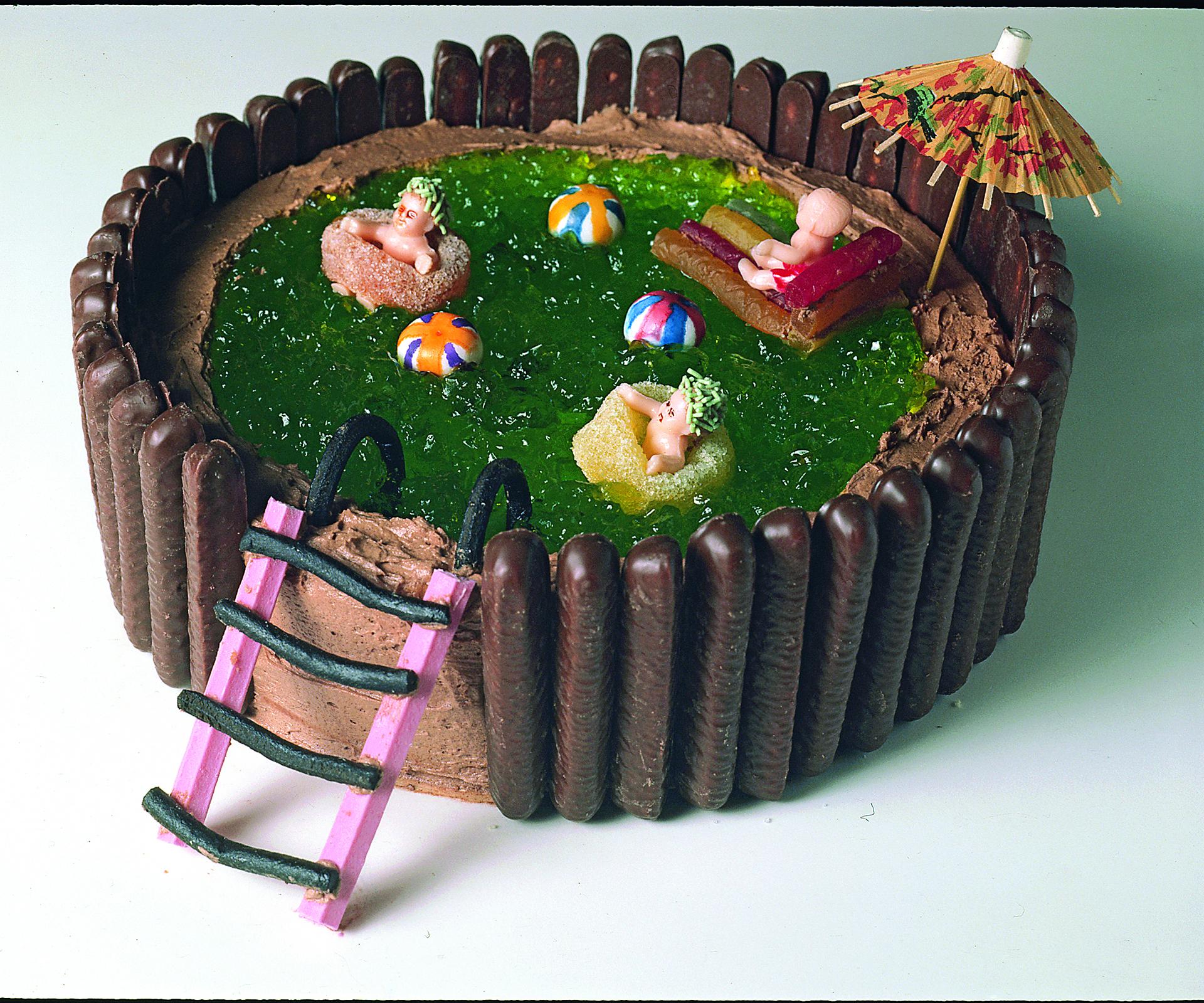 Women S Weekly Cookbook Birthday Cakes